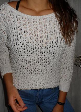 Базовий свитер massimo dutti