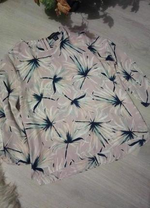 Блузка принт от бренда atmosphere1