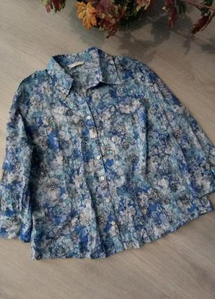 Рубашка от бренда marks & spencer