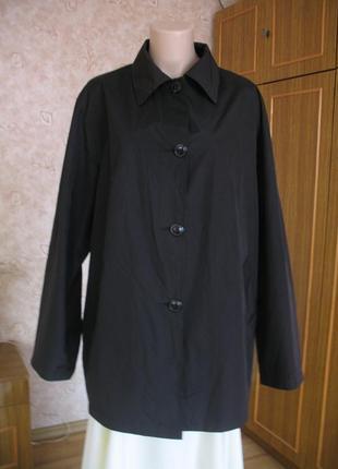 """Куртка черная   """"li ly"""""""