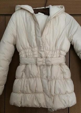 Парка куртка утепленная, на девочку, tm crazy8 сша, 10-12 лет