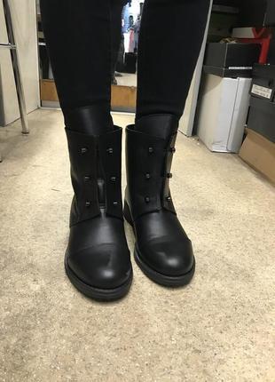 Ботинки зимние,очень тёплые