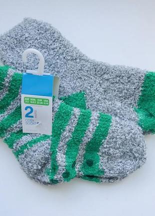 Теплые нососки с тормозами 2-3,3-6,7-10 лет  2шт