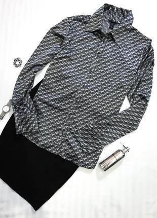 Блузка рубашка блуза h&m