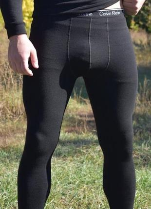 Термобелье штаны calvin klein р. s, m, l, xl
