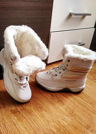 Теплые зимние сноубутсы! тм sayota, 36, 39 рр