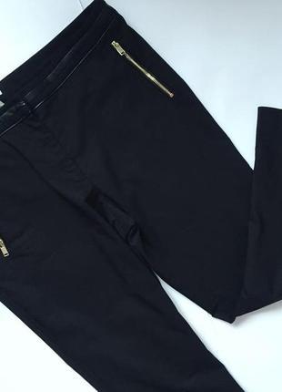 Стильные брюки h&m . плотные.