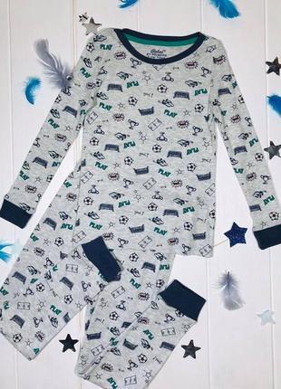 Пижама примарк для мальчиков с манжетом primark
