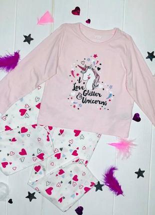 Пижама примарк для девочек primark