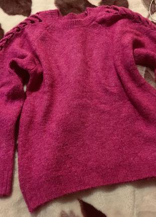 Модный свитер оверсайз george