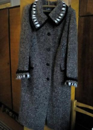 Зимнее пальто-52р--хл-ххл