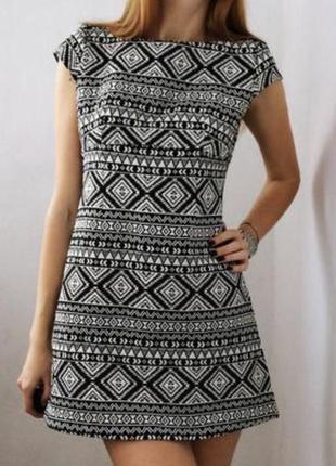 Фактурное платье orsay
