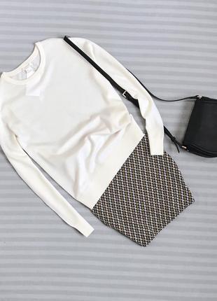 Джемпер свитер 100% шерсть h&m