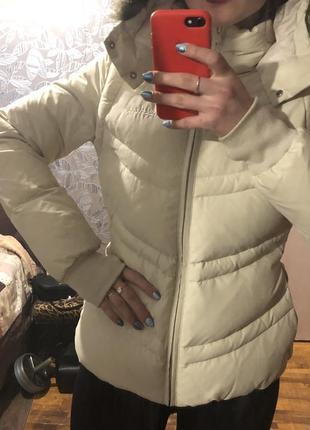 Куртка зимняя на пуху adidas