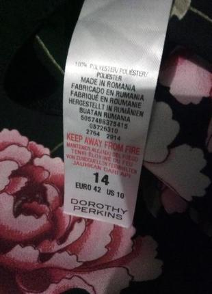 В наличии брендовая блузка dorothy perkins2 фото