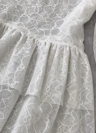 Пикантная блуза с игривыми воланами  bl1848090 missguided3