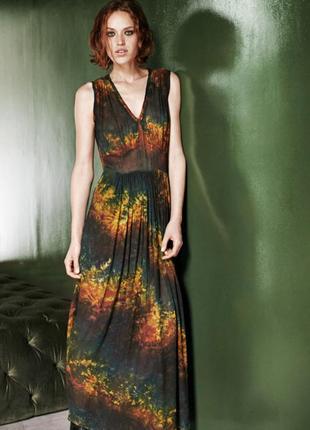 Платье в пол rabens saloner