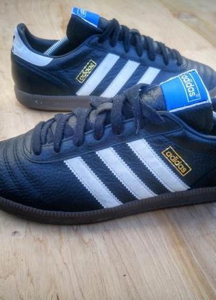 Кроссовки adidas men's samba 666680 мужские кожаные