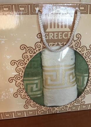 Набор полотенец greece подарочный