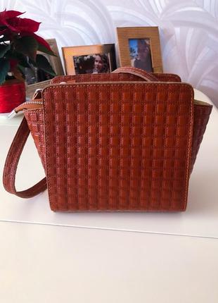 🎅кожаная сумка сумочка кросс боди🎁