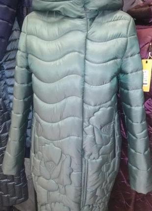 Шикарнейшее пальто , качество люкс.42-56
