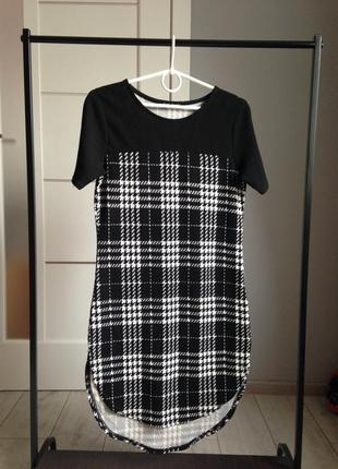 Платье миди в идеале размер 10
