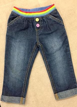 Красивые фирменные джинсы для вашей девочки