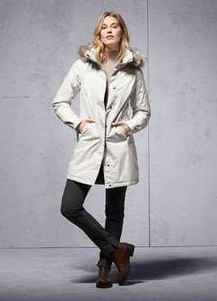 Женское термо пальто евро зима от tcm tchibo германия. размер 40 евро