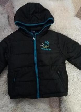 Зимова куртка від lupilu