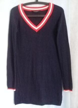 Свитер джемпер платье в стиле gucci р. 44-46 от dorothy perkins