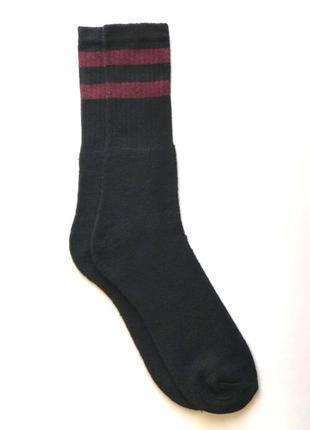 Мужские спортивные коттоновые махровые носки primark®, 43-45