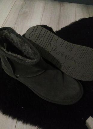 Зимові черевики skechers унісекс