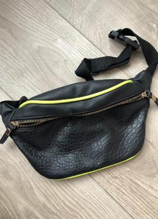 Поясня сумка (бананка) new look