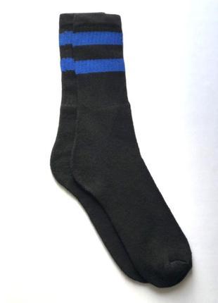 Мужские спортивные коттоновые махровые носки primark® 40-42