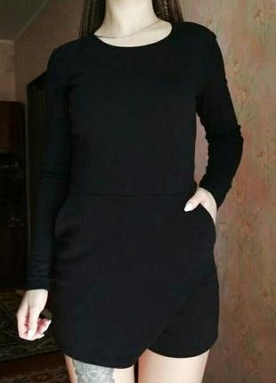 Ромпер комбинезон юбка - шорты