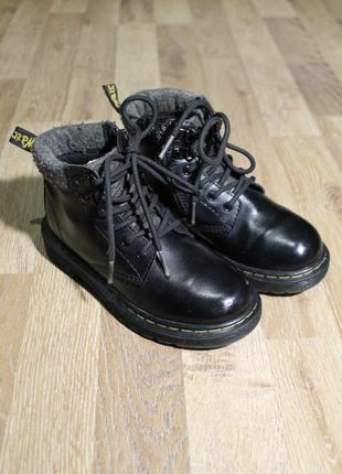 Мегакруті дитячі черевички dr.martens ботинки оригінал!