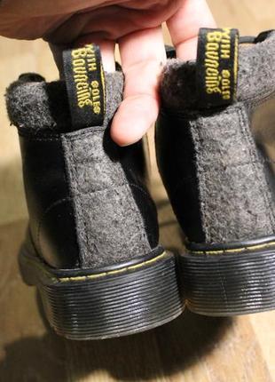 Мегакруті дитячі черевички dr.martens ботинки оригінал!4