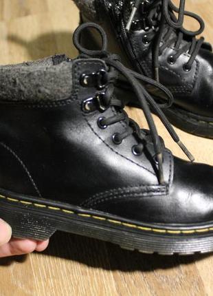 Мегакруті дитячі черевички dr.martens ботинки оригінал!5