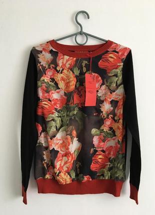 Кофта пуловер блузка свитшот джемпер