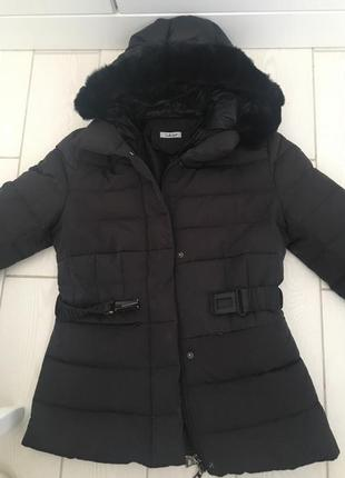 Куртка зимняя пух перо