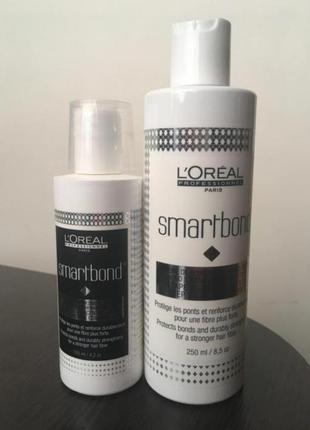 Мини-набор для укрепления кератиновых связей волос l'oreal professionnel