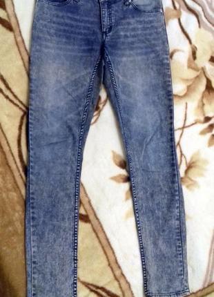 Крутые английские джинсы под варенки  cheap monday . дорогой бренд. размер w 31 l 32