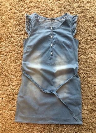 Джинсовое платье kira plastinina