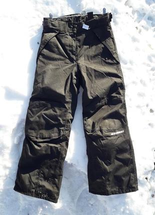Лыжные штаны  everest на мальчика