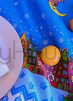 Скатерть новогодняя «happy new year»