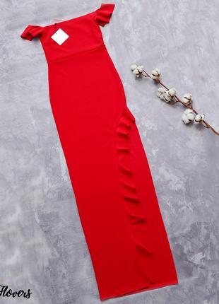 Шикарное платье 6-83 фото