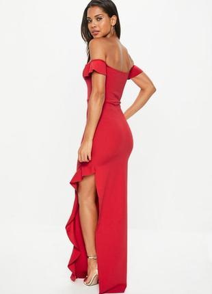 Шикарное платье 6-82 фото