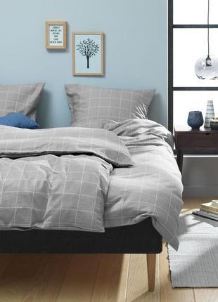 Фланелевый комплект постельного белья