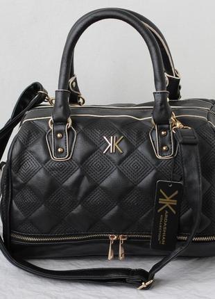Новая с биркой люксовая сумочка-бочонок