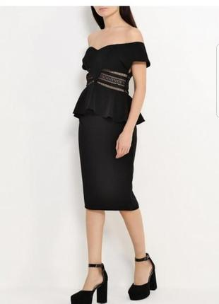 Шикаконое новое платье от lost inc